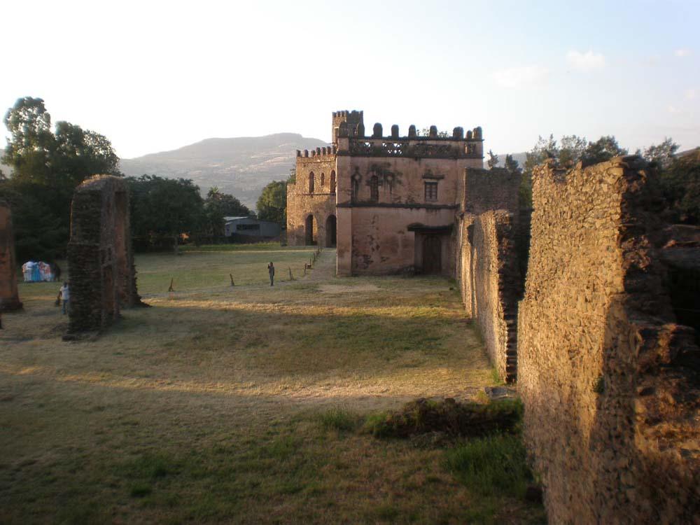 Castillo etíope