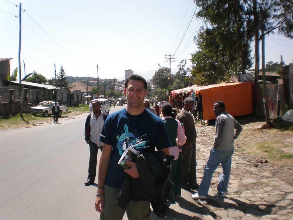Primeras impresiones en Etiopía