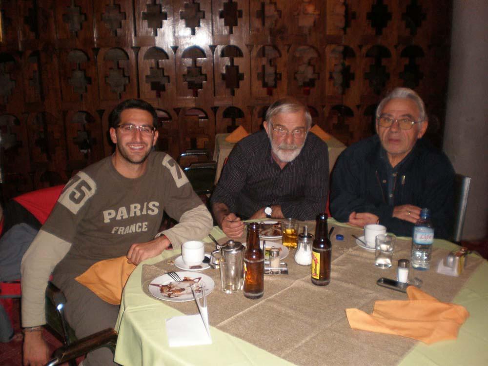 Amigos griegos
