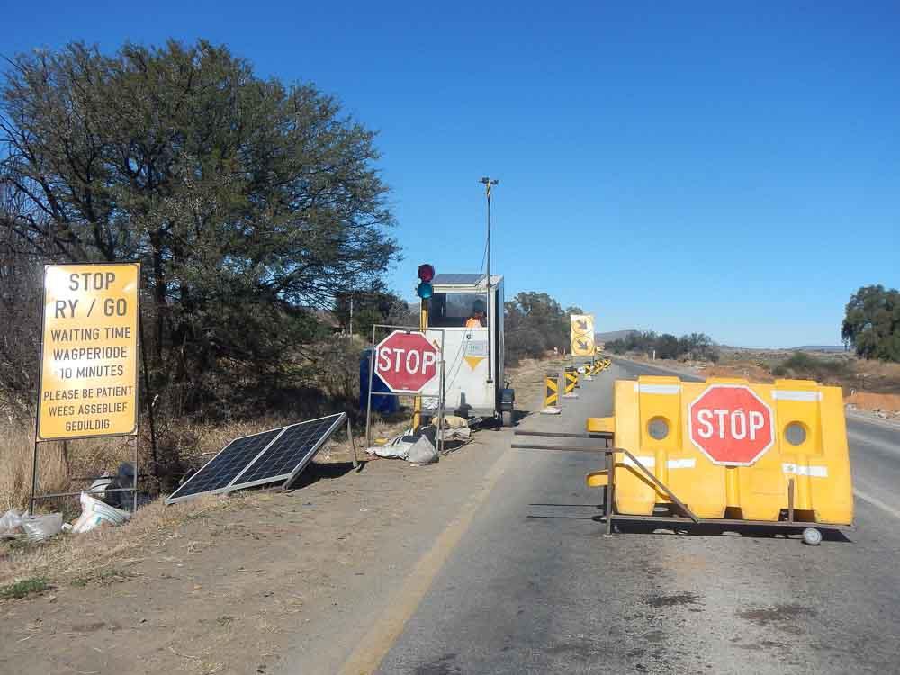 Potoles en Sudafrica