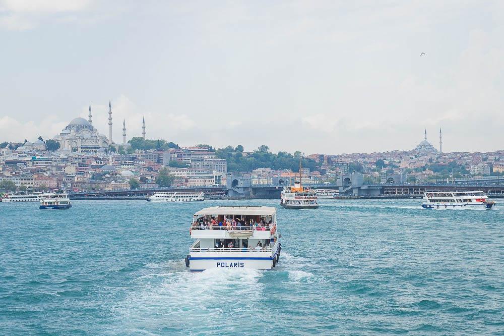 Expediciones 2021: Estambul
