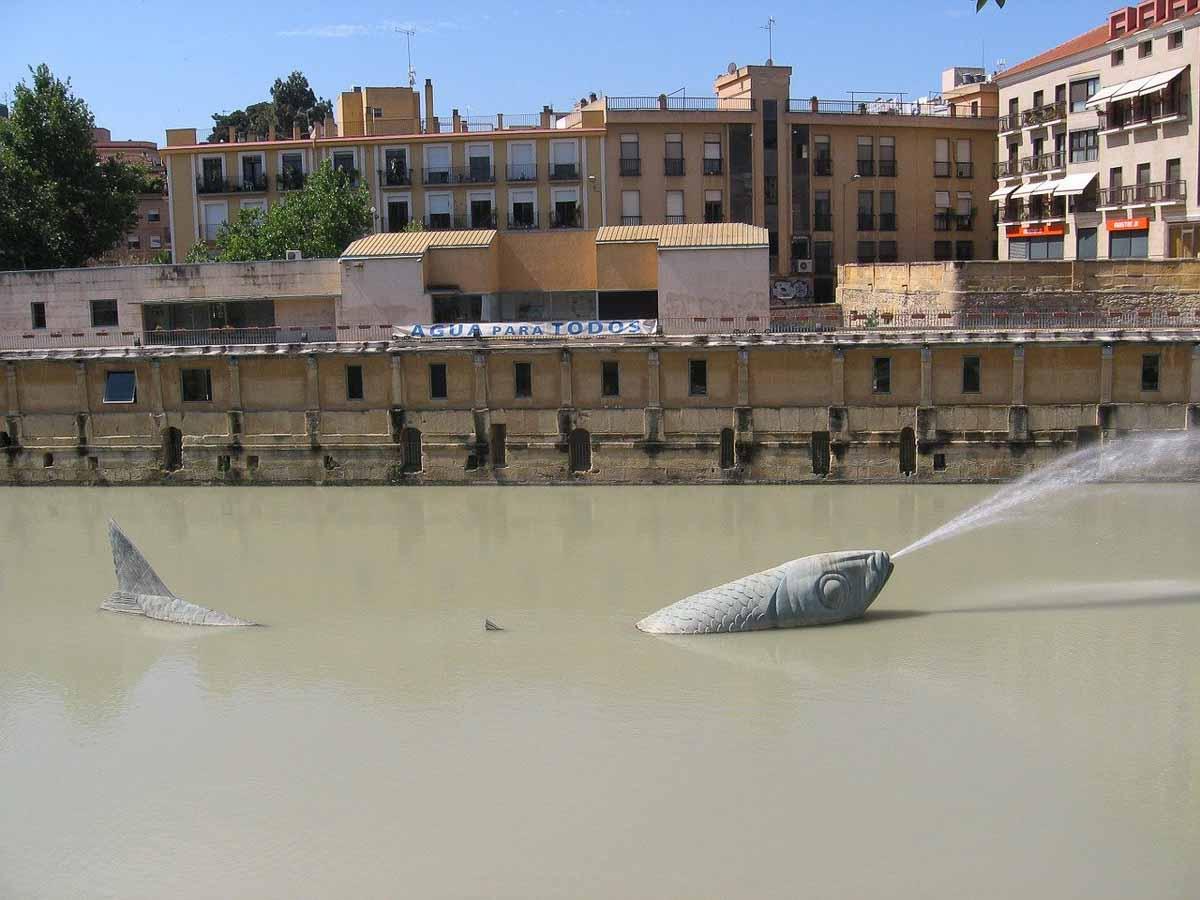 Viajar a Murcia