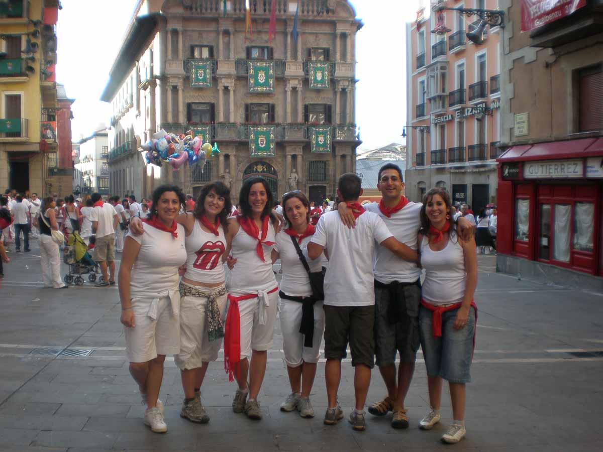 Viajar a Navarra