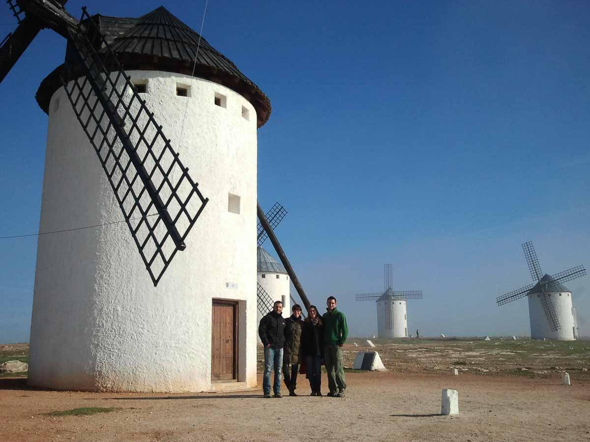Viajar a Castilla-La Mancha