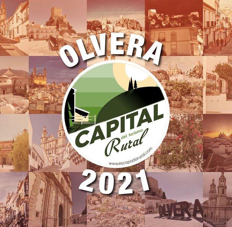 Olvera capital del turismo rural