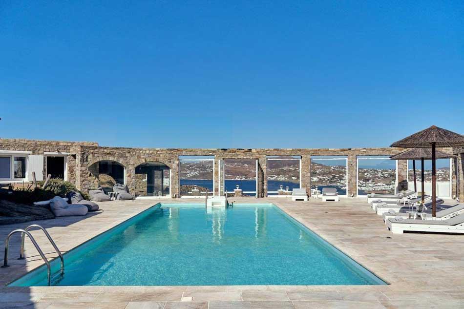 Hoteles Islas Griegas