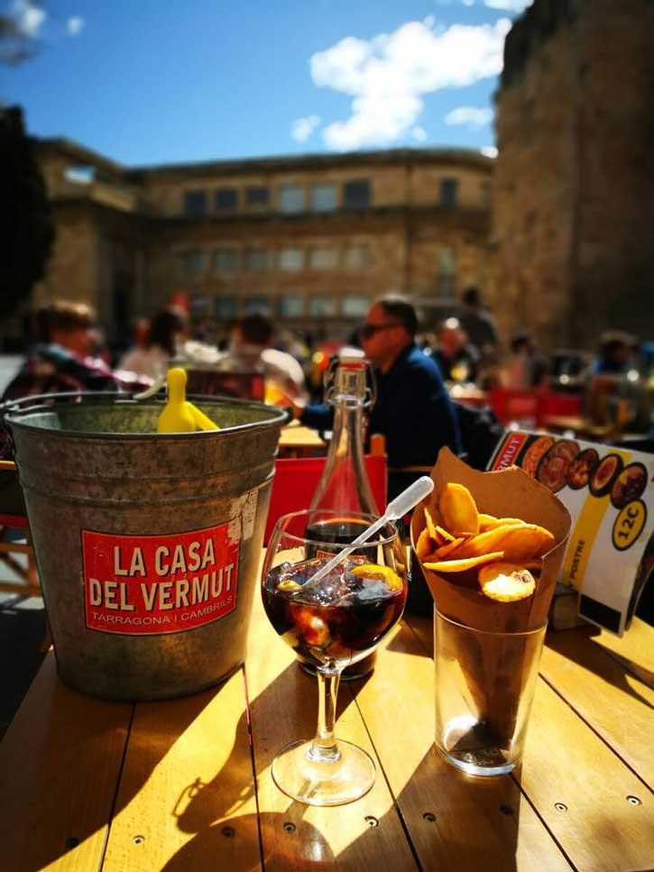 Comer en Tarragona