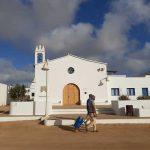 Que ver en La Graciosa: iglesia