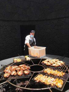 Comer en Lanzarote