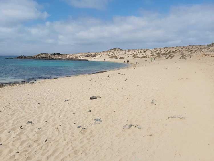 Playas de La Graciosa